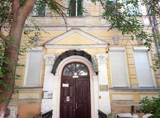 Zankovetskoi St., 3 \ 1